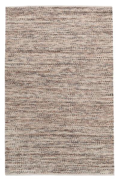 Pebbles - Brun Mix Teppe 160X230 Ekte Moderne Håndvevd Lys Grå/Beige ( India)