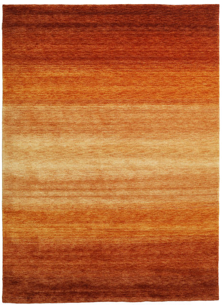 Gabbeh Rainbow - Rust Teppe 210X290 Moderne Rust/Lysbrun (Ull, India)