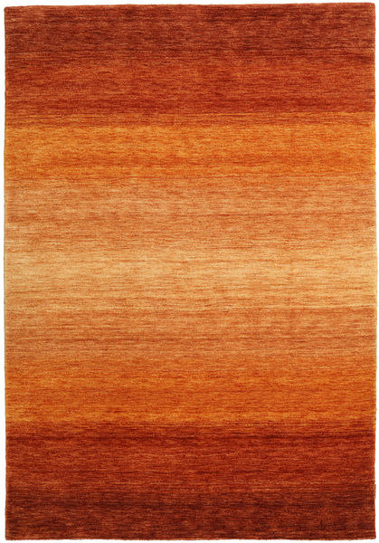 Gabbeh Rainbow - Rust Teppe 160X230 Moderne Orange/Rust (Ull, India)