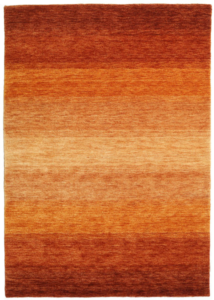 Gabbeh Rainbow - Rust Teppe 140X200 Moderne Orange/Rust/Lysbrun (Ull, India)