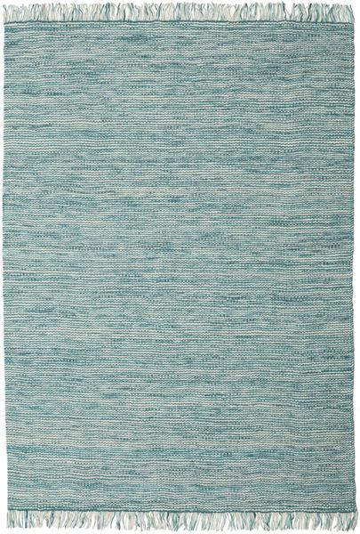 Vilma - Turquoise Mix Teppe 210X290 Ekte Moderne Håndvevd Turkis Blå/Pastell Grønn (Ull, India)