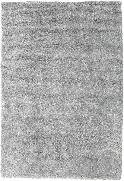 Stick Saggi - Grå Teppe 160X230 Ekte Moderne Håndknyttet Lys Grå/Mørk Brun (Ull, India)