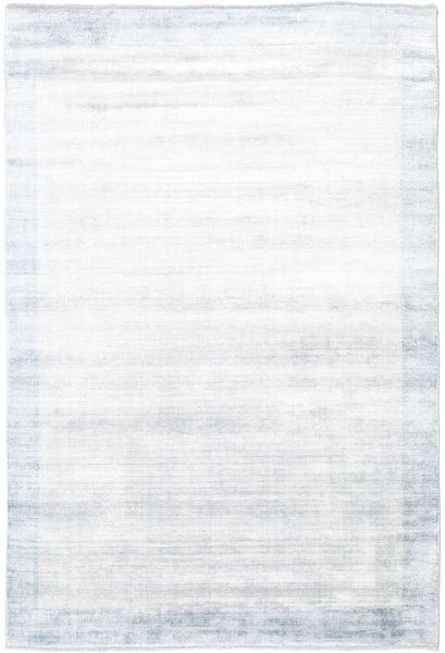 Highline Frame - Is Blå Teppe 170X240 Moderne Beige/Hvit/Creme ( India)