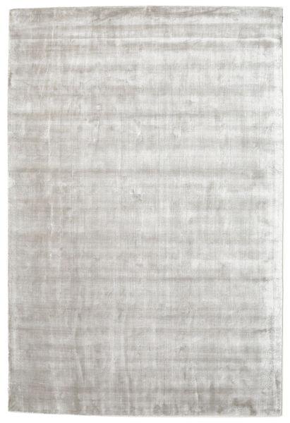 Broadway - Sølv Vit Teppe 160X230 Moderne Lys Grå/Hvit/Creme ( India)