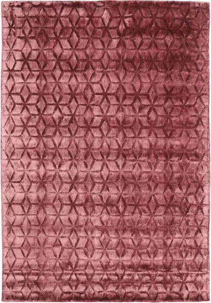 Diamond - Burgundy Teppe 160X230 Moderne Mørk Rød/Rust ( India)
