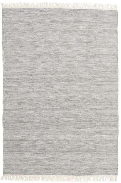Melange - Grå Teppe 160X230 Ekte Moderne Håndvevd Lys Grå (Ull, India)