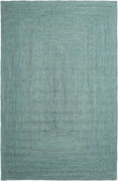 Frida Color - Turquoise Teppe 200X300 Ekte Moderne Håndvevd Turkis Blå/Turkis Blå/Pastell Grønn ( India)