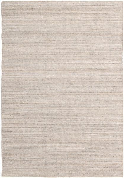 Utendørsteppe Petra - Beige_Mix Teppe 160X230 Ekte Moderne Håndvevd Lys Grå/Hvit/Creme ( India)