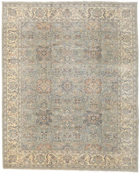 Ziegler Ariana Teppe 237X294 Ekte Orientalsk Håndknyttet Lys Grå/Beige (Ull, Afghanistan)