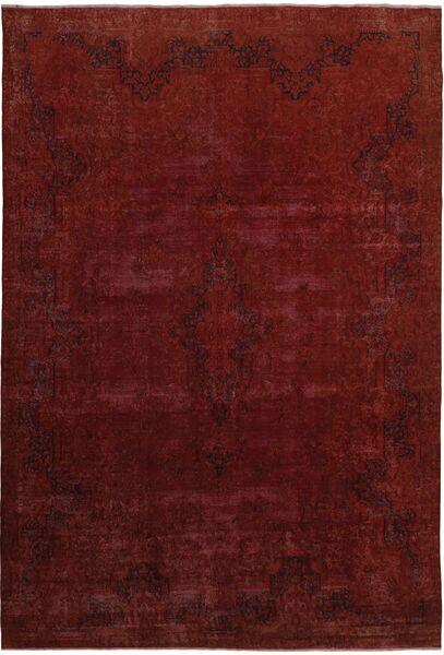 Vintage Heritage Teppe 293X436 Ekte Moderne Håndvevd Mørk Rød/Mørk Brun Stort (Ull, Persia/Iran)
