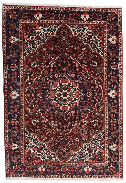 Bakhtiar Teppe 205X298 Ekte Orientalsk Håndknyttet Mørk Rød/Mørk Brun (Ull, Persia/Iran)