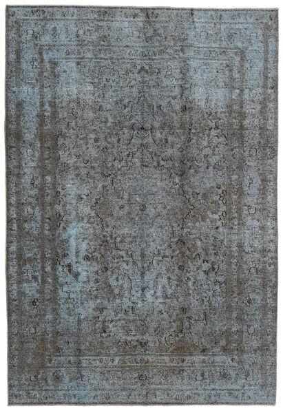 Vintage Heritage Teppe 191X283 Ekte Moderne Håndknyttet Blå/Mørk Grå (Ull, Persia/Iran)