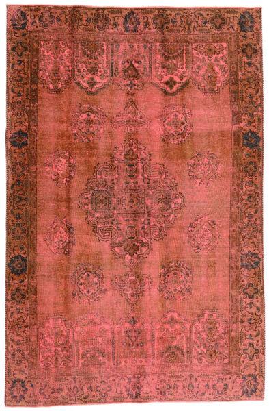 Vintage Heritage Teppe 186X283 Ekte Moderne Håndknyttet Mørk Rød/Rød (Ull, Persia/Iran)