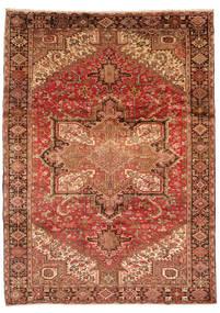 Heriz Teppe 257X352 Ekte Orientalsk Håndknyttet Stort (Ull, Persia/Iran)