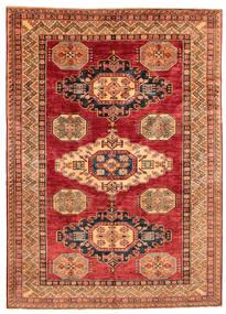 Kazak Teppe 168X240 Ekte Orientalsk Håndknyttet (Ull, Pakistan)
