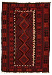 Kelim Maimana Teppe 190X285 Ekte Orientalsk Håndvevd (Ull, Afghanistan)