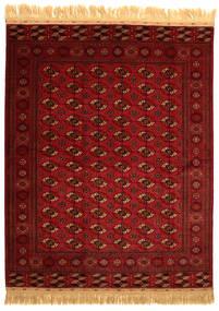 Bokhara/Yamut Teppe 201X252 Ekte Orientalsk Håndknyttet (Ull, Turkmenistan)