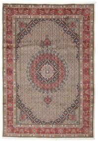 Moud Teppe 188X280 Ekte Orientalsk Håndknyttet (Ull/Silke, Persia/Iran)