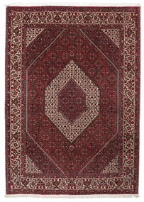 Bidjar Takab/Bukan Teppe 201X300 Ekte Orientalsk Håndknyttet (Ull/Silke, Persia/Iran)