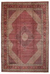 Sarab Teppe 400X610 Ekte Orientalsk Håndknyttet Mørk Rød/Brun Stort (Ull, Persia/Iran)