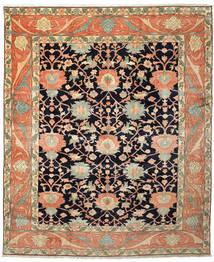 Heriz Teppe 400X480 Ekte Orientalsk Håndknyttet Stort (Ull, Persia/Iran)