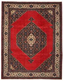 Hamadan Patina Teppe 271X348 Ekte Orientalsk Håndknyttet Mørk Brun/Rust Stort (Ull, Persia/Iran)