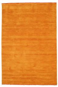 Handloom Fringes - Oransje Teppe 160X230 Moderne Orange/Lysbrun (Ull, India)