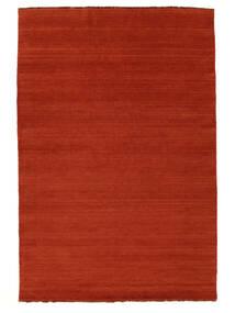Handloom Fringes - Rust/Rød Teppe 160X230 Moderne Rust/Orange (Ull, India)