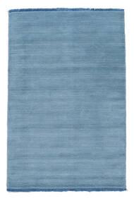 Handloom Fringes - Lys Blå Teppe 160X230 Moderne Lys Blå (Ull, India)