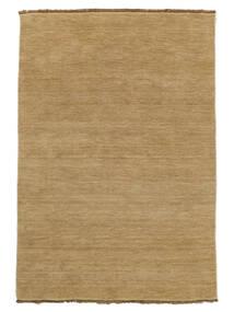 Handloom Fringes - Beige Teppe 160X230 Moderne Mørk Beige/Lysbrun (Ull, India)