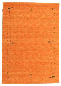 Gabbeh Loom Frame - Oransje Teppe 140X200 Moderne Orange (Ull, India)