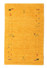 Gabbeh Loom Frame - Gul Teppe 100X160 Moderne Orange (Ull, India)