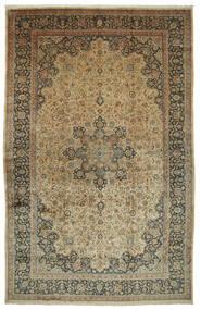 Mashad Astan Ghods Teppe 508X789 Ekte Orientalsk Håndknyttet Lysbrun/Mørk Grå Stort (Ull, Persia/Iran)
