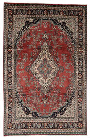 Hamadan Shahrbaf Patina Teppe 208X328 Ekte Orientalsk Håndknyttet Lysbrun/Rød (Ull, Persia/Iran)