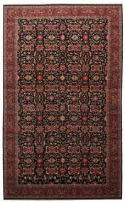Malayer Teppe 505X817 Ekte Orientalsk Håndknyttet Mørk Brun/Mørk Rød Stort (Ull, Persia/Iran)