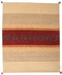 Loribaf Loom Teppe 172X241 Ekte Moderne Håndknyttet Mørk Beige/Mørk Rød (Ull, India)