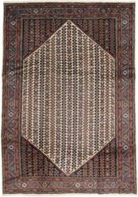 Koliai Teppe 207X295 Ekte Orientalsk Håndknyttet Mørk Brun/Lysbrun (Ull, Persia/Iran)