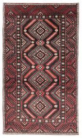 Ghashghai Teppe 110X195 Ekte Orientalsk Håndknyttet Mørk Rød/Mørk Brun (Ull, Persia/Iran)