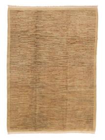 Usak Teppe 175X245 Ekte Orientalsk Håndknyttet Lysbrun/Mørk Beige (Ull, Tyrkia)