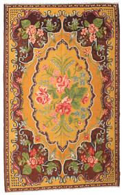 Rosekelim Moldavia Teppe 187X298 Ekte Orientalsk Håndvevd Mørk Brun/Orange (Ull, Moldova)