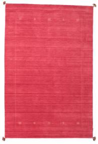 Loribaf Loom Teppe 189X288 Ekte Moderne Håndknyttet Rød/Rosa (Ull, India)