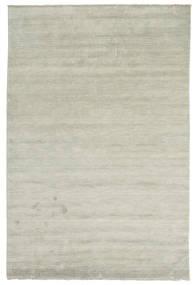 Handloom Fringes - Grå/Lys Grønn Teppe 200X300 Moderne Lys Grå/Lysbrun (Ull, India)
