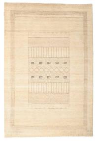Gabbeh Loribaft Teppe 150X222 Ekte Moderne Håndknyttet Beige/Lysbrun (Ull, India)