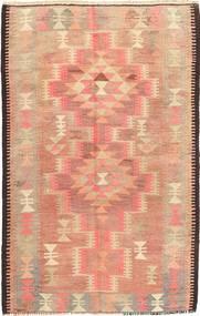 Kelim Fars Teppe 120X197 Ekte Orientalsk Håndvevd (Ull, Persia/Iran)