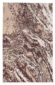 Himalaya Teppe 177X280 Ekte Moderne Håndknyttet Lysbrun/Mørk Brun (Ull, India)