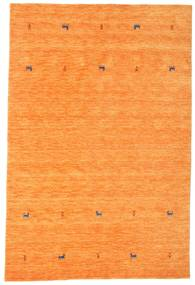 Gabbeh Loom Two Lines - Oransje Teppe 190X290 Moderne Orange (Ull, India)
