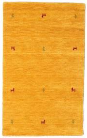 Gabbeh Loom Two Lines - Gul Teppe 100X160 Moderne Orange (Ull, India)