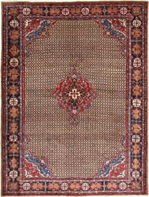 Koliai Teppe 230X306 Ekte Orientalsk Håndknyttet Mørk Brun/Mørk Rød (Ull, Persia/Iran)