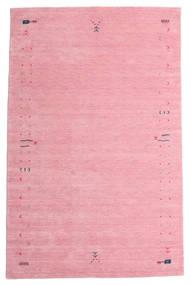 Gabbeh Loom Frame - Pink Teppe 190X290 Moderne Lyserosa/Rosa (Ull, India)