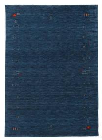 Gabbeh Loom Frame - Mørk Blå Teppe 160X230 Moderne Mørk Blå (Ull, India)